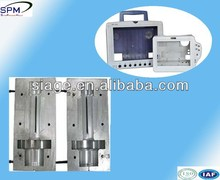 Specialized in medical parts injection mould component fabrication