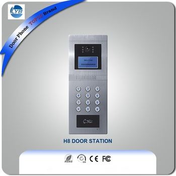 Lyb E3savc Gkh8 Complete Apartment Security Access System Door Station