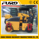 Hydraulic drive 3 ton sakai tire roller for sale (FYL-R203H)