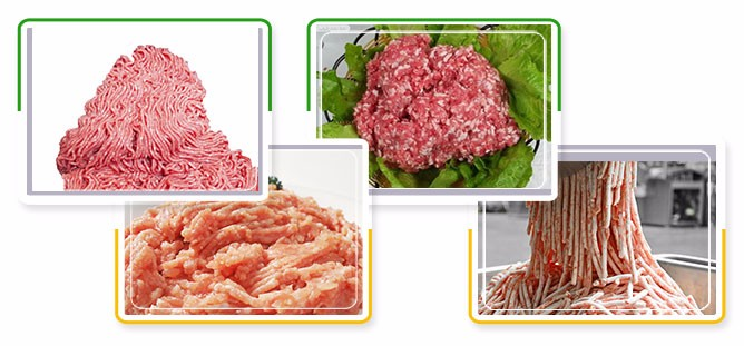 Frozen meat mincer machine,high productivity meat mincer grinder