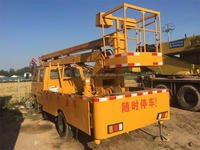 overhead working truck max working height 16 meter of lift JMC Cheap Price overhead working truck