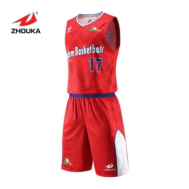 761e1c2d61b China Practice Basketball Jersey