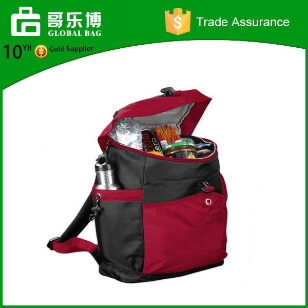 China Supplier 2016 Summer Korean Style Insulated Cooler Backpack Bag