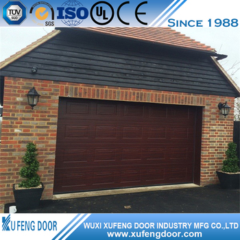 Best Quality Overhead Sectional Garage Door Curtains
