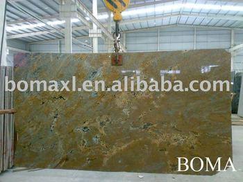 Sahara Gold Granit Und Fliesen, Steinplatte Duschwand