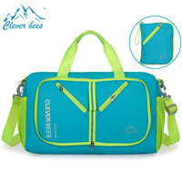 protege duffel bag nylon flodable/foldable sport bag wholesale waterproof hemp folding travel bags with large capacity