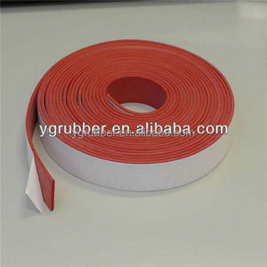 sticky silicone rubber pads with foams