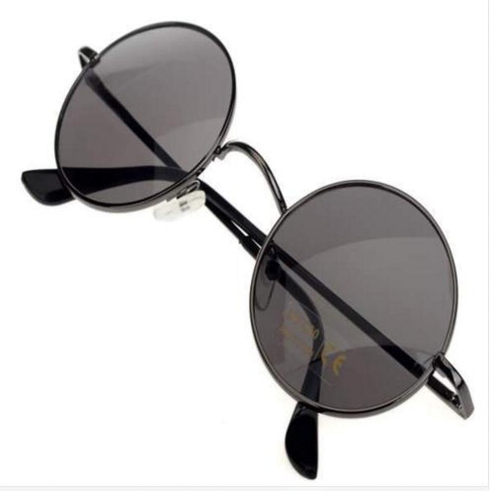 93b298e892c1 Get Quotations · Men s Women s Hippie Shades Hippy 60S John Lennon Style  Vintage Round Peace Sunglasses (Color 6