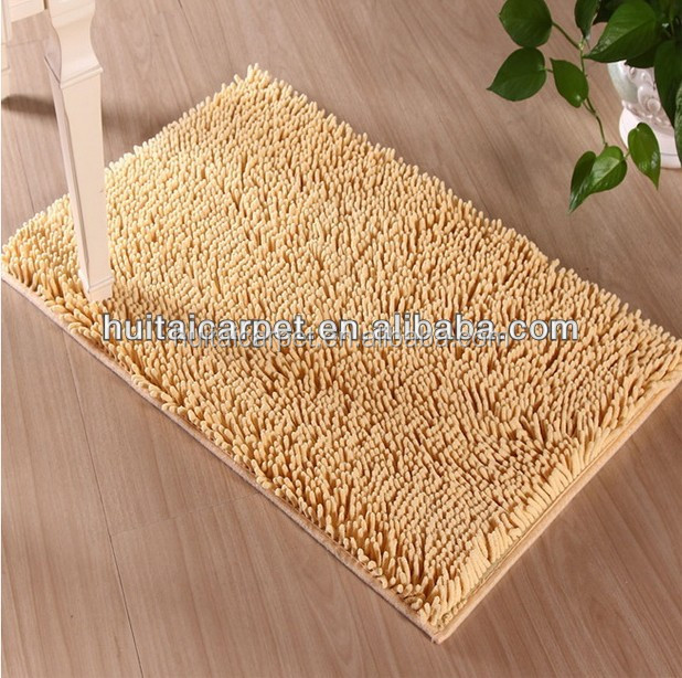 Chenille High Pile Carpet Living Room Shaggy Rugs China Factory