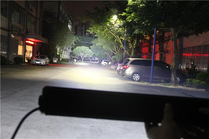 Barra Led Off Road Spotlight Waterproof Led Light Bar Crees ...