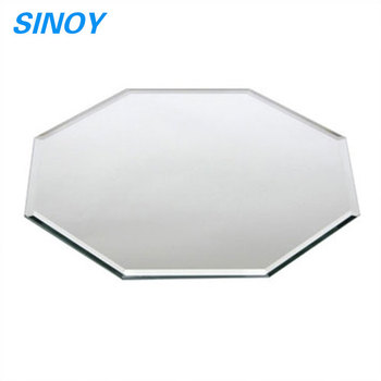 Centerpiece Mirror Tiles Square Shaped For Weddings Boutique