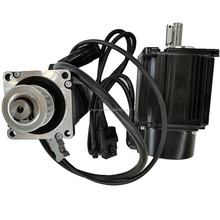 5420 High Performance Electric Servo Traction Single Phase 25KW AC 230V Gear Electric Motor 48V 2000W