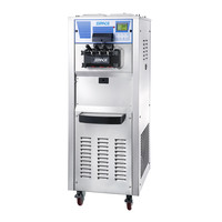 SPACE Commercial Soft Serve Soft Ice Cream Machine With CE ETL