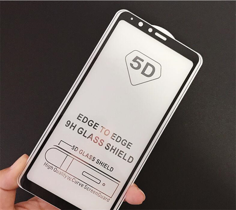 9H 3D 5D 9D Full glue Screen Tempered Glass Protector Film For Samsung A9 A8+ A7 A5 J7 j7+ J3 J5 A6 C9 C7 RO PRIME DUO STAR 2018
