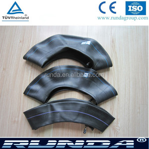 natural rubber or butyl rubber custom size inner tubes