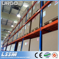 Factory manufacture warehouse heavy duty pallet rack