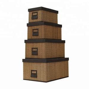 7aee891e2b2d YRMT hot selling foldable bamboo basket storage basket for organizing