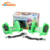 Adjustable street glider wheel heel flashing roller for kids shoes