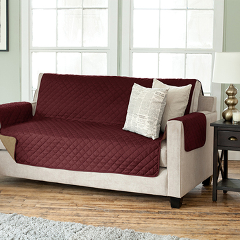 Stretch Protective Leather Sofa Covers