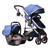 Top travel system high end European baby strollers
