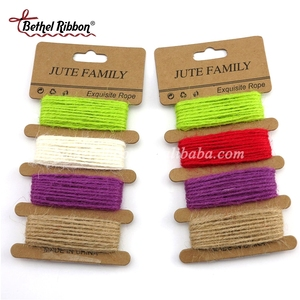 Hessian String 1mm Abaca Rope