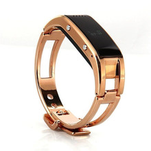 Symrun Fashion Women Bracelet D8 Bluetooth Smart Watch Smartband Bracelet for Android Smart phone Best Gift for Women