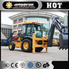 CE approved CHANGLIN brand mini articulated backhoe loader WZC20 for sale