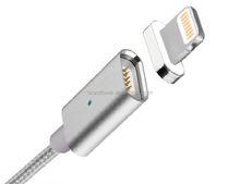 Smart&Cool Magic Magnetic Micro USB Cable Magnetic Micro USB Cord for Android Phone and Tablets