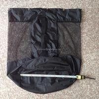 Poray mesh soccer equipment bags- Adjustable, sliding drawstring cord closure