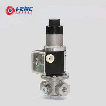 Best price gas burner safety valve wholesale in China