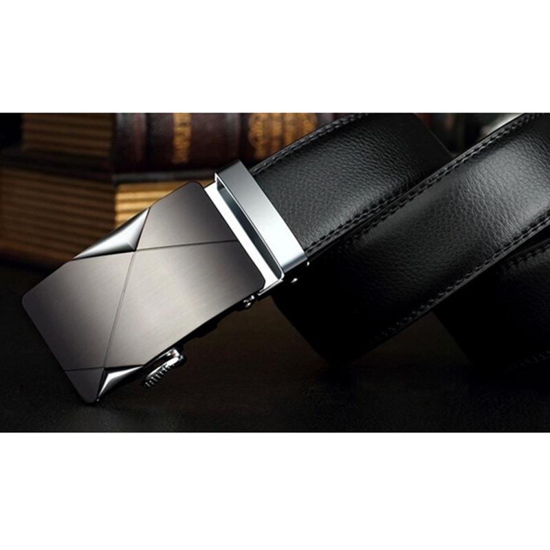 fd82ac2af8e Get Quotations · 2015 Luxury Men Belts Genuine Leather Ceinture De Marque Designer  Belt Famous Brand Strap Male Buckle