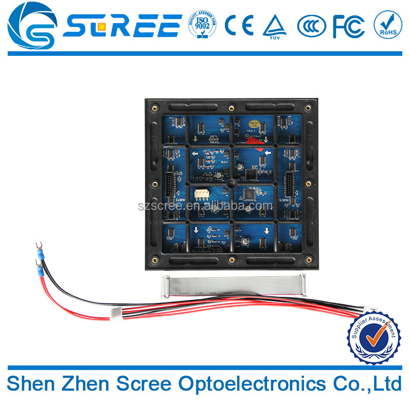 RGB SMD concert use p6 led module outdoor,P6 led video wall with good price