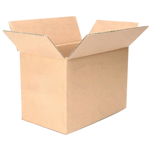 Wholesale cardboard paper mailer box carton packaging E flute corrugated box