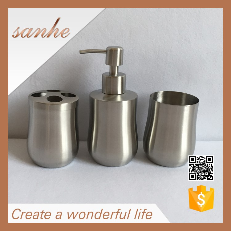 Hot Style Stainless Steel Hotel Bathroom Accessories Buy Hotel Bathroom Accessories Product On