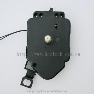 mechanical clock movement quartz hands for grandfather hourly chime pendulum clock mechanism