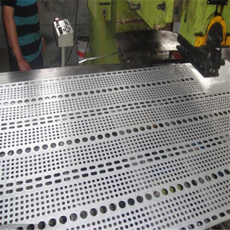 acid and alkali resistance pure nickel punching hole metal meshes