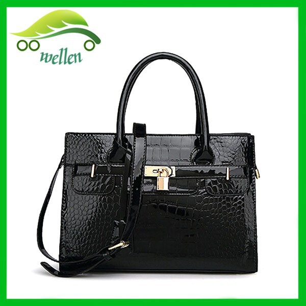 2015 women bags crocodile handbag formal summer women's fashion <strong>totes</strong>