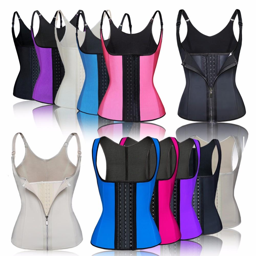 db89a63c269 Best Underbust Sport Bodysuit Gym Workout Waist Trainer Vest Weight Loss  Tummy Control For Puerperal