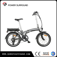 20 inch folding mini Electric Bike/ e bike bicycle with lithium battery for sale