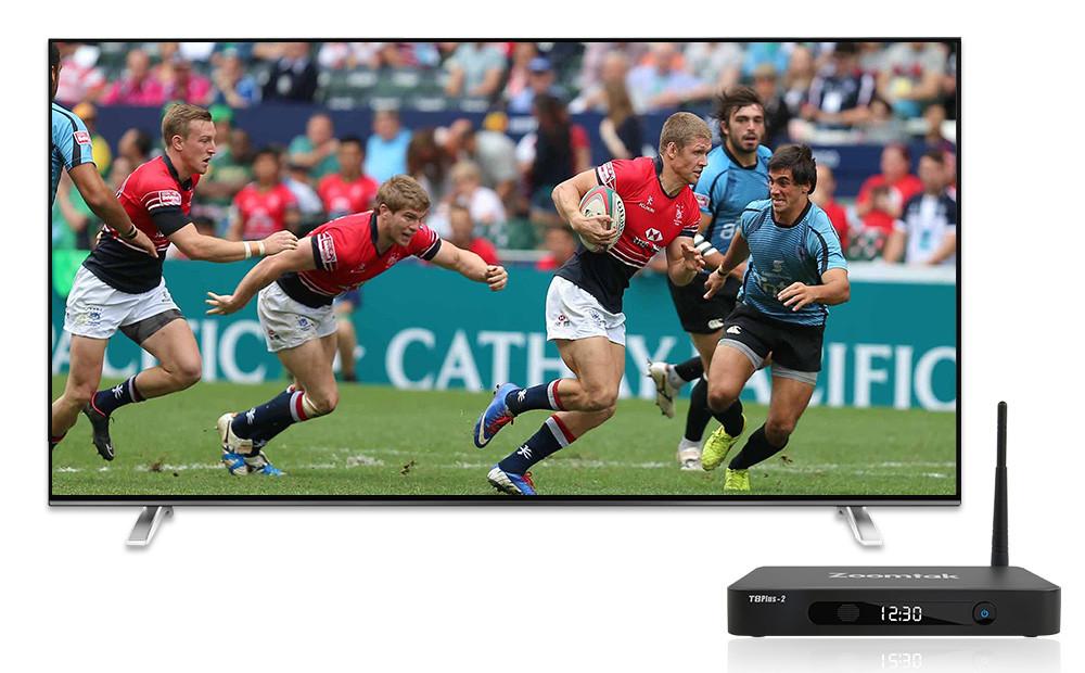 Miglior Internet TV OTT Box T8 plus-2 Android 6.0 Marshmallow 2 GB di Ram