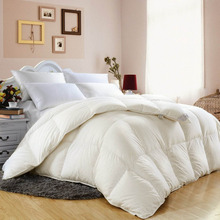 Home textile brand names goose feather down double bed quilt comforter