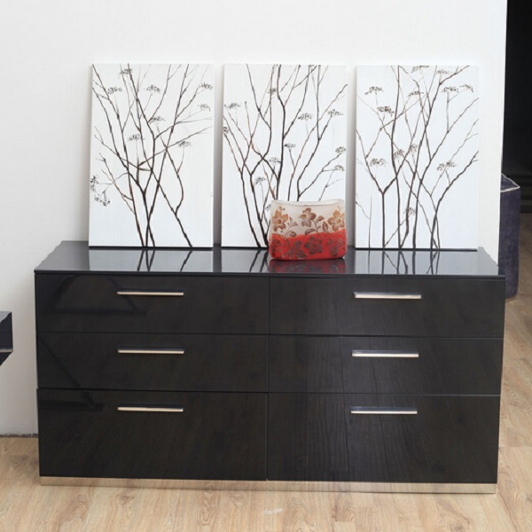 2015 hot selling chest of drawer bedroom