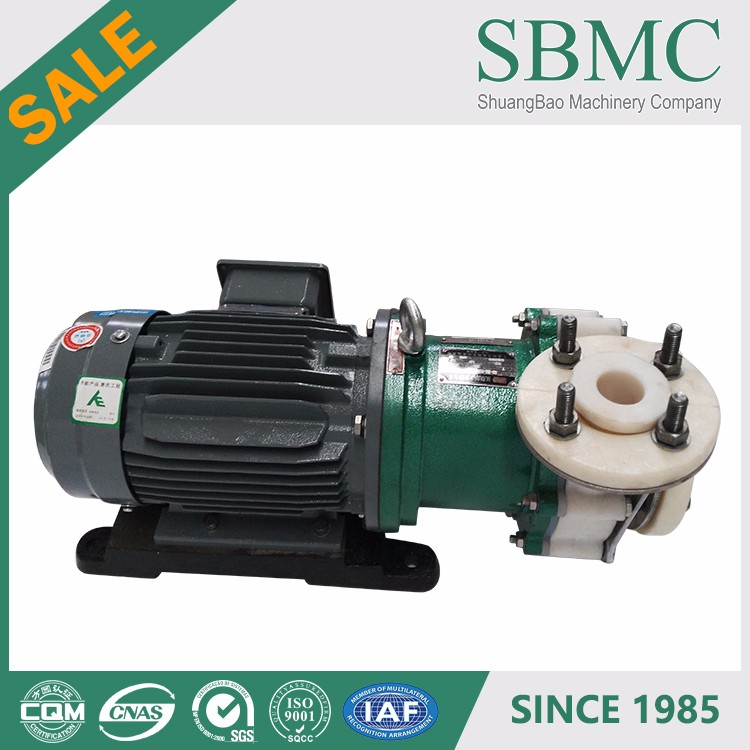 ISO9001 Standard chlor alkali line centrifugal water pump 1 hp supplier