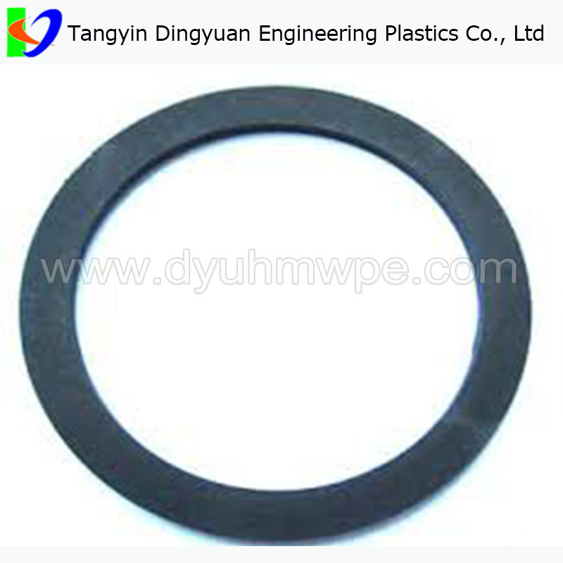 Plastic Ring Spacers : Wear resistance uhmw spacer customized bearing ring