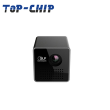 Mobile phone connection, DLP smart Mini holographic Bluetooth band, LED wireless projector, P1