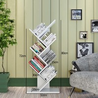 Spot Wholesale customized bookshelf Wooden Book Shelf