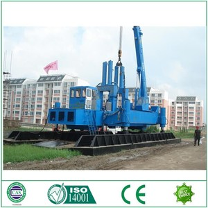 Hydraulic Pressure Piling Machine,series of Hydraulic Static Pile Driver