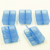 manufactory customize PP clear plastic case/box