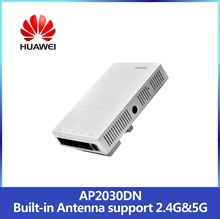 Made in China HUAWEI AP2030DN Wall Plate Access Point supports 802.11a/b/g/n/ac up to 1.167 Gbit/s