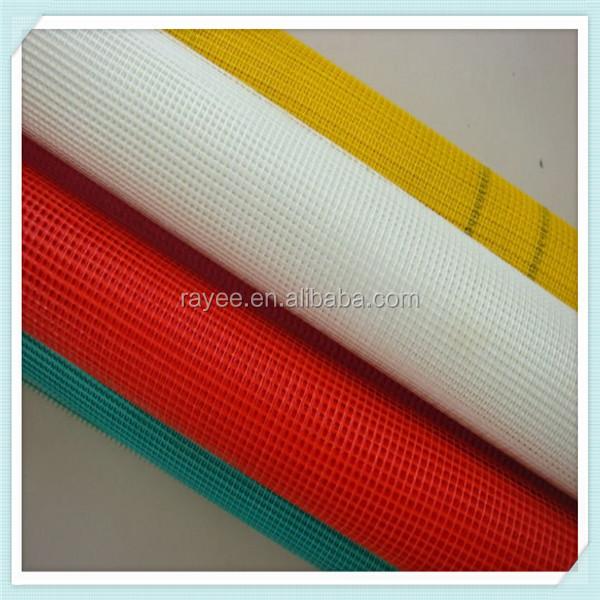 Matériaux Léger Et Résistant 75-300gsm léger mur l'application des matériaux et milieu alcalin